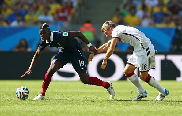 Kroos VS Pogba