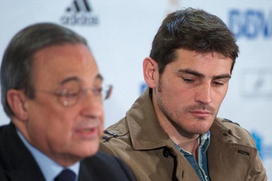 Florentino Perez souhaite voir partir Casillas