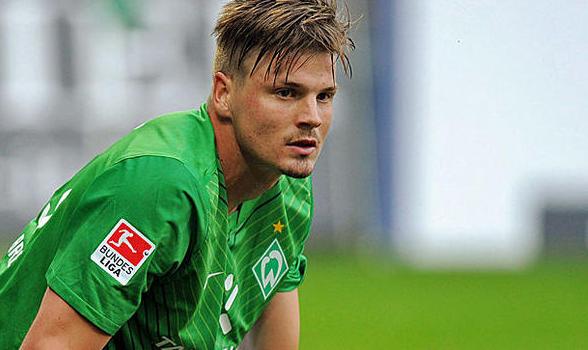 Le défenseur central du Werder Brême Sebastian Prödl