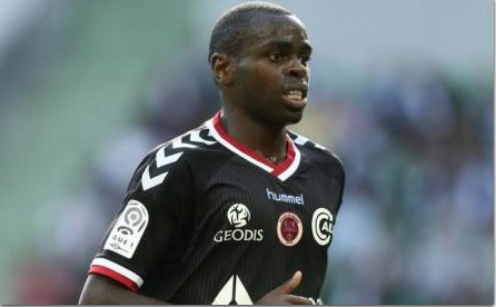Reims- Prince Oniangué : « À nous de nous faire plaisir sur le terrain contre le PSG »