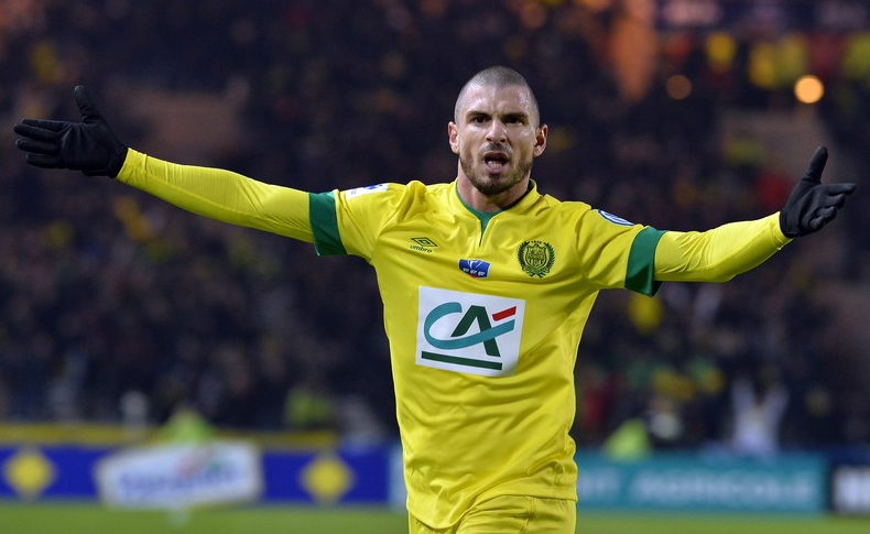 Nantes : Vincent Bessat vers Charlton ?