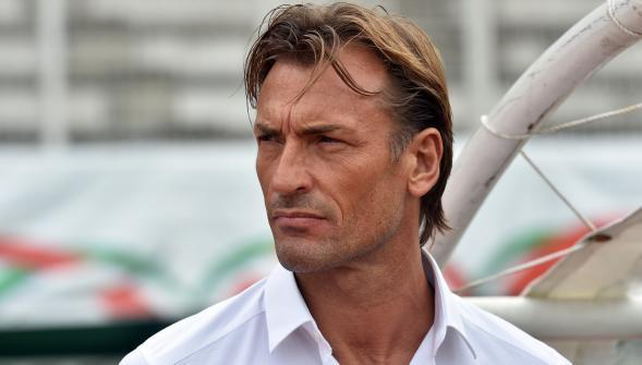 Hervé Renard is back
