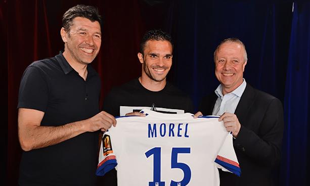 Officiel : Jérémy Morel à Lyon