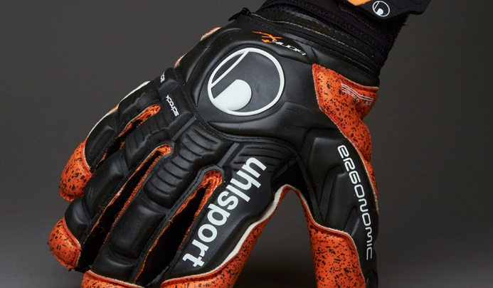 Show glove : Uhlsport Supergrip Bionik
