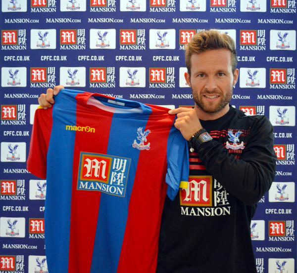 Cabaye signe à Crystal Palace