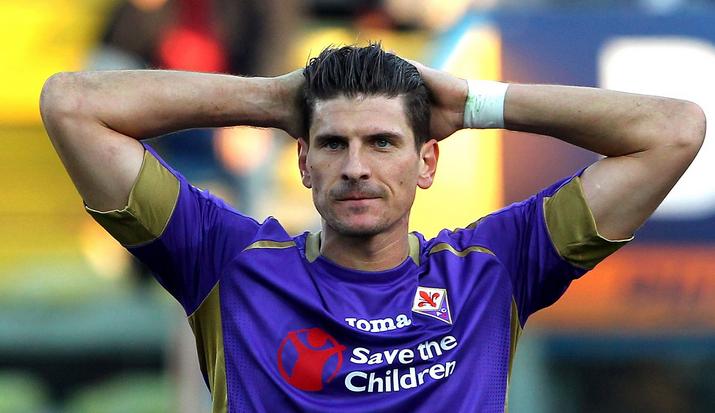 Fiorentina : Mario Gomez sur le départ ?