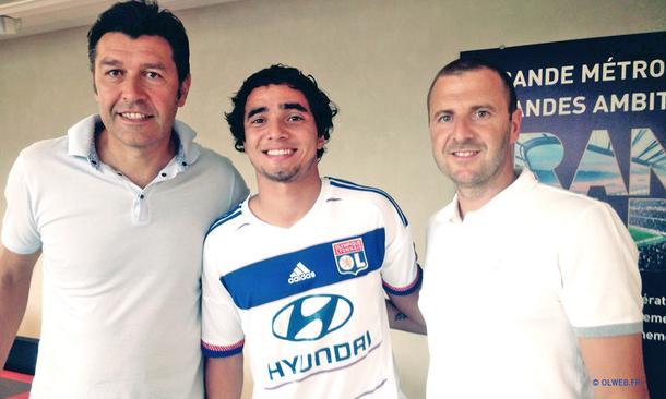 Accord pour le transfert de Rafael da Silva qui va s'engager pour 4 ans