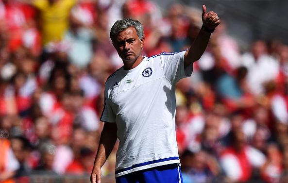 José Mourinho a prolongé jusqu'en 2019 à Chelsea