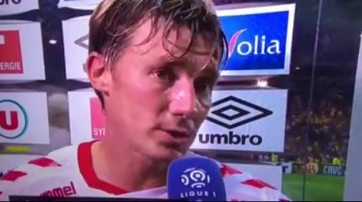 Reims-Franck Signorino : « On n'a pas réussi à mettre notre jeu en place »