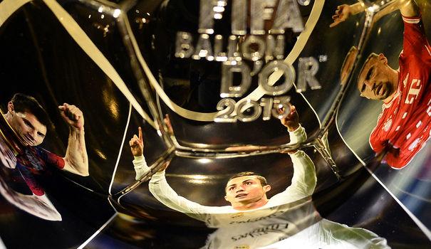 """Ballon d'Or : la liste """"polémique"""" des 59 candidats dévoilés"""