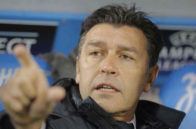 Hubert Fournier, l'entraîneur de Lyon