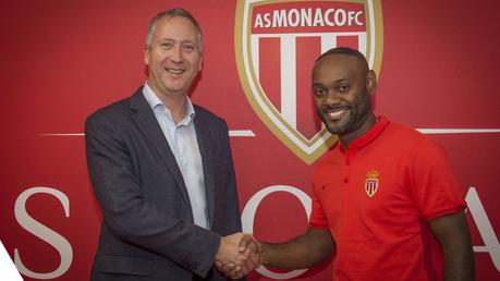 Vagner Love a signé à l'AS Monaco