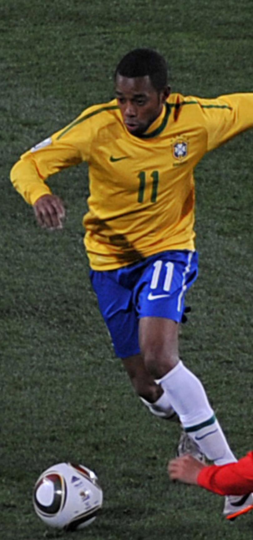 Officiel : Robinho fait son retour au Brésil