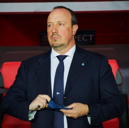 Rafael Benitez au Real Madrid ( crédit photo Football.ua)