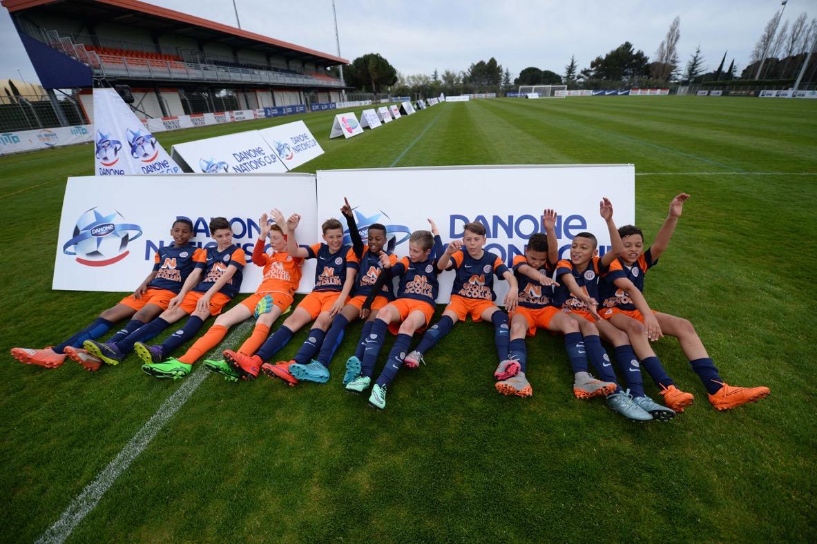 Première étape Danone Nations Cup 2016 : Montpellier HSC s'impose à domicile / Le TFC 2ème / l'OM 3ème