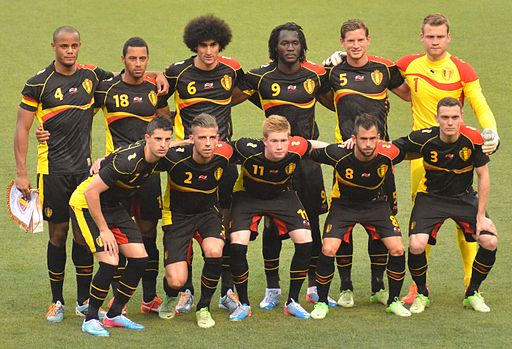 By Erik Drost (Flickr: Belgium National Team) [CC BY 2.0 (http://creativecommons.org/licenses/by/2.0)], via Wikimedia Commons