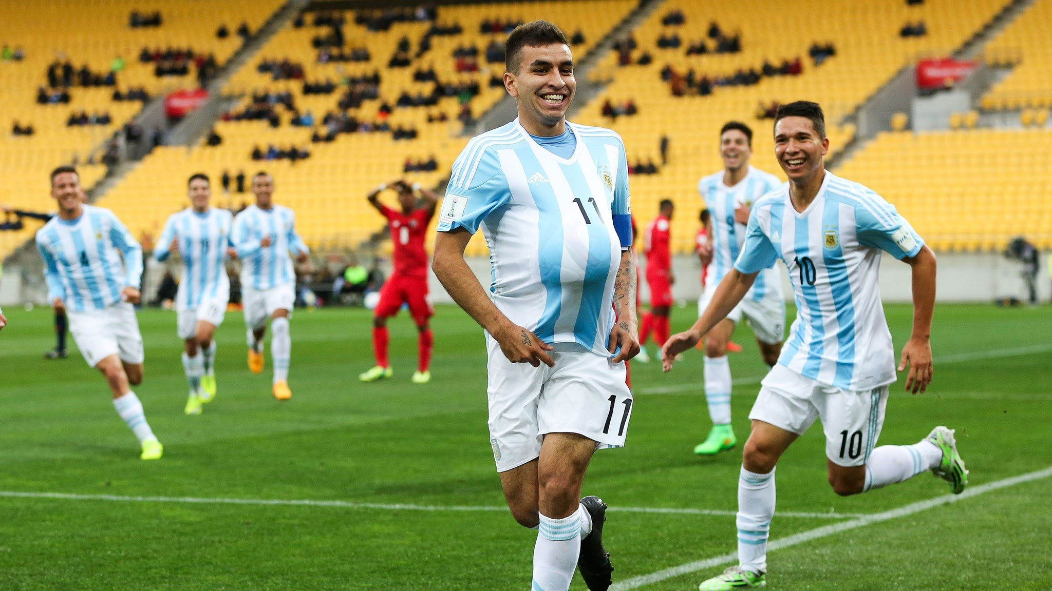 L'EQUIPE NATIONALE ARGENTINE A TRAVERS L'HISTOIRE