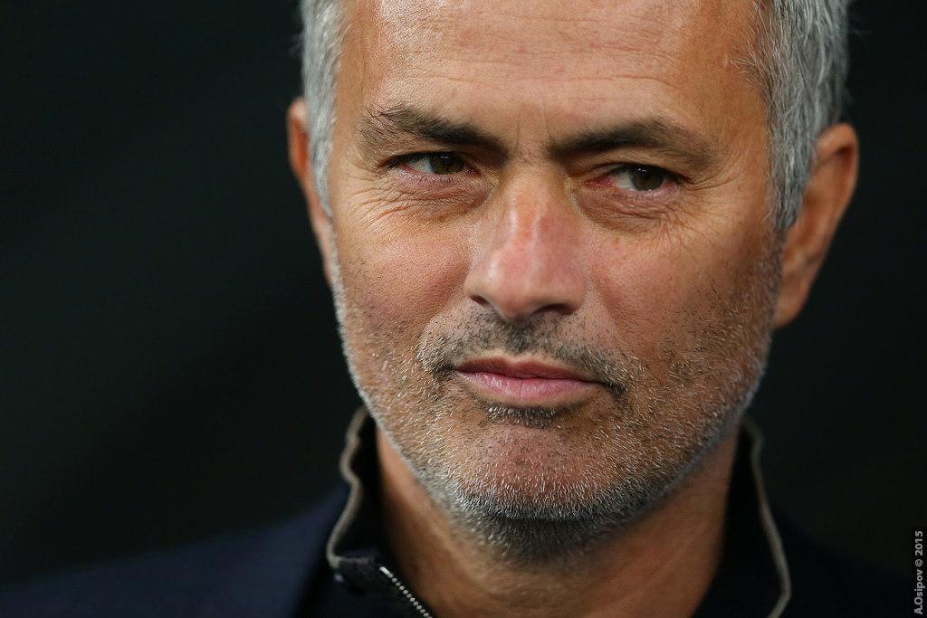 José Mourinho (crédit photo Aleksandr Osipov)