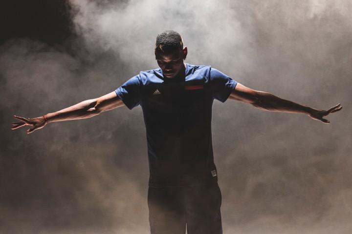 Adidas met à l'honneur Paul Pogba pour le lancement de l'UEFA EURO2016