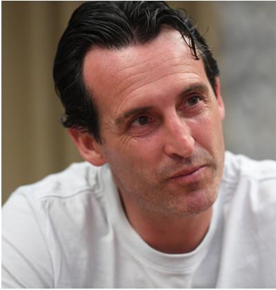 Extrait de l'entretien exclusif avec Unay Emery demain dans L'ÉQUIPE