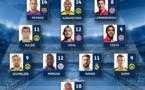 L'équipe type des 8es de finale retour de Ligue des Champions, sans Monégasque