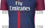 Le maillot du PSG saison 2017-2018 ?
