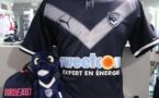 Bordeaux dévoile son nouveau maillot domicile saison 2017-2018