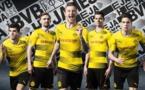 Le maillot domicile saison 2017/2018 du Borussia Dortmund
