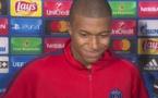 PSG : le mea culpa de Kylian Mbappé