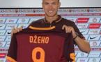 Mercato Chelsea : Edin Dzeko n'avait pas envie de quitter l'AS Rome