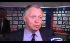 OL : Jean-Michel Aulas n'est pas inquiet