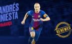Mercato Barça : le Tianjin Quanjian prêt à toute les folies pour Andrés Iniesta