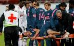 Atlético Madrid : gros coup dur pour Filipe Luis qui loupera le mondial Russe