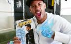 Fan the Flame lance Neymar Jr. Comics