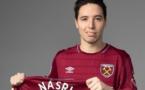 West Ham - Mercato : Nasri s'exprime sur son arrivée