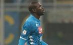 Naples - Mercato : pour 110M€ Kalidou Koulibaly partira