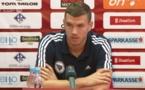 AS Rome : un énorme salaire attendrait Dzeko à West Ham