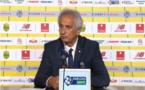 FC Nantes :  Vahid Halilhodzic s'en prend à ses attaquants