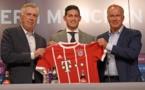 Real Madrid - Mercato : une porte de sortie italienne pour James Rodriguez