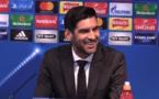 Paulo Fonseca nouvel entraîneur de l'AS Rome