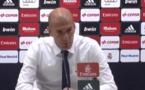 Real Madrid : le gros coup de balai voulu par Zidane