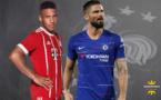 Bayern Munich, Chelsea : Tolisso et Giroud dans le même bateau