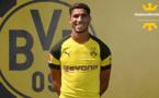 Dortmund - Mercato : Achraf Hakimi (Real Madrid) chez l'ennemi du Bayern Munich ?