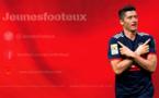Bayern Munich : Robert Lewandowski élu meilleur joueur de Bundesliga !