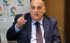 Liga : Javier Tebas pourrait démissionner suite à une grosse polémique !