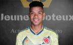 Arsenal et Newcastle convoitent Wilmar Barrios (Zénit)