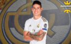 Real Madrid - Mercato : James Rodriguez vers la Premier League !