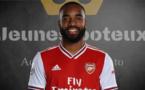 Arsenal - Mercato : Alexandre Lacazette (ex OL) a pris sa décision !