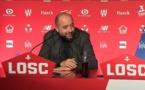 LOSC - Mercato : Lopez annonce les possibles départs de Ikoné, Celik et Soumaré