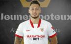Mercato Manchester United : Ocampos (FC Séville) à défaut de Sancho (Dortmund) ?